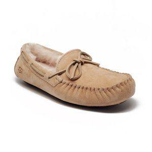 UGG Dakota Suede Slippers in Amber Womens Size 7